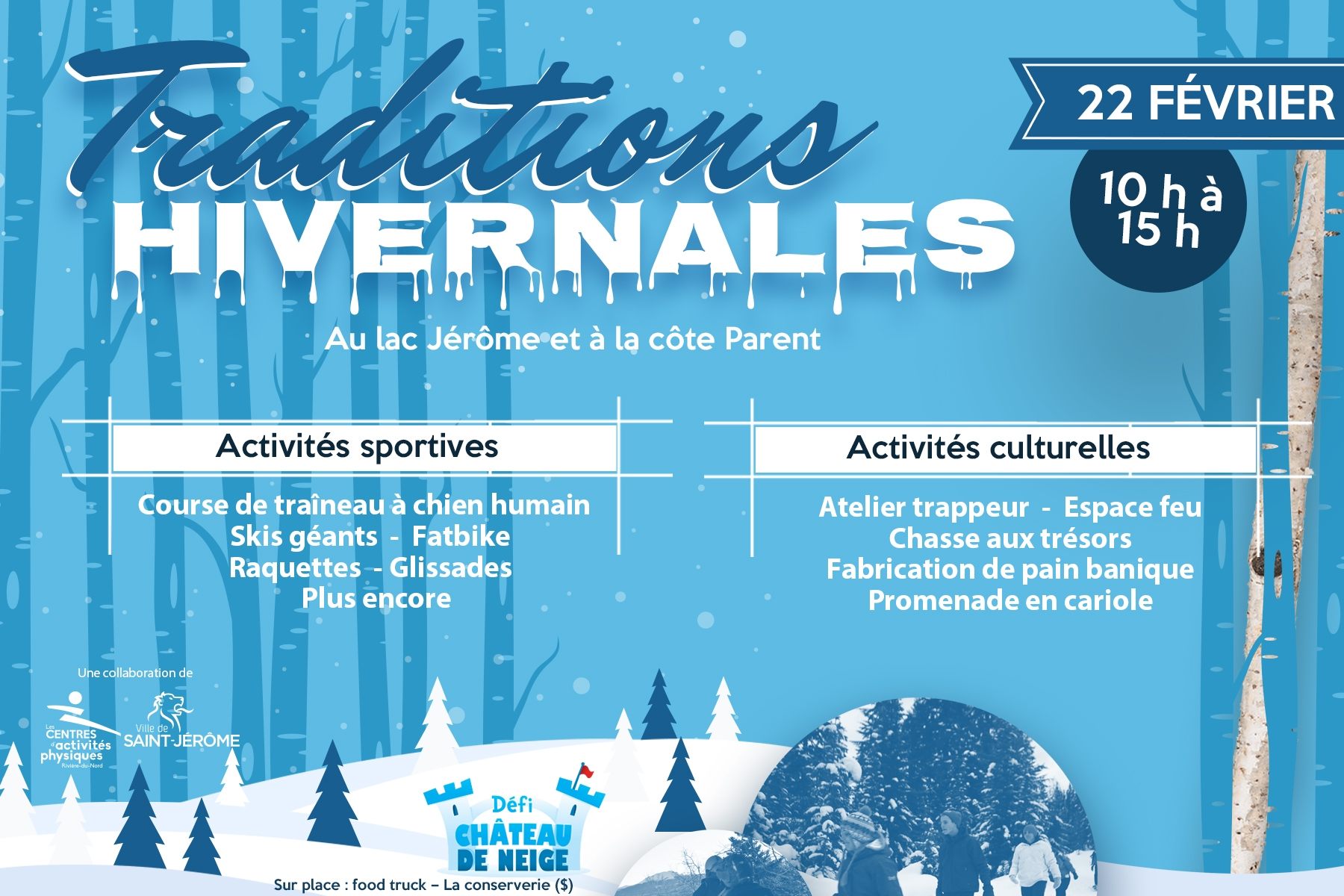 Traditions hivernales